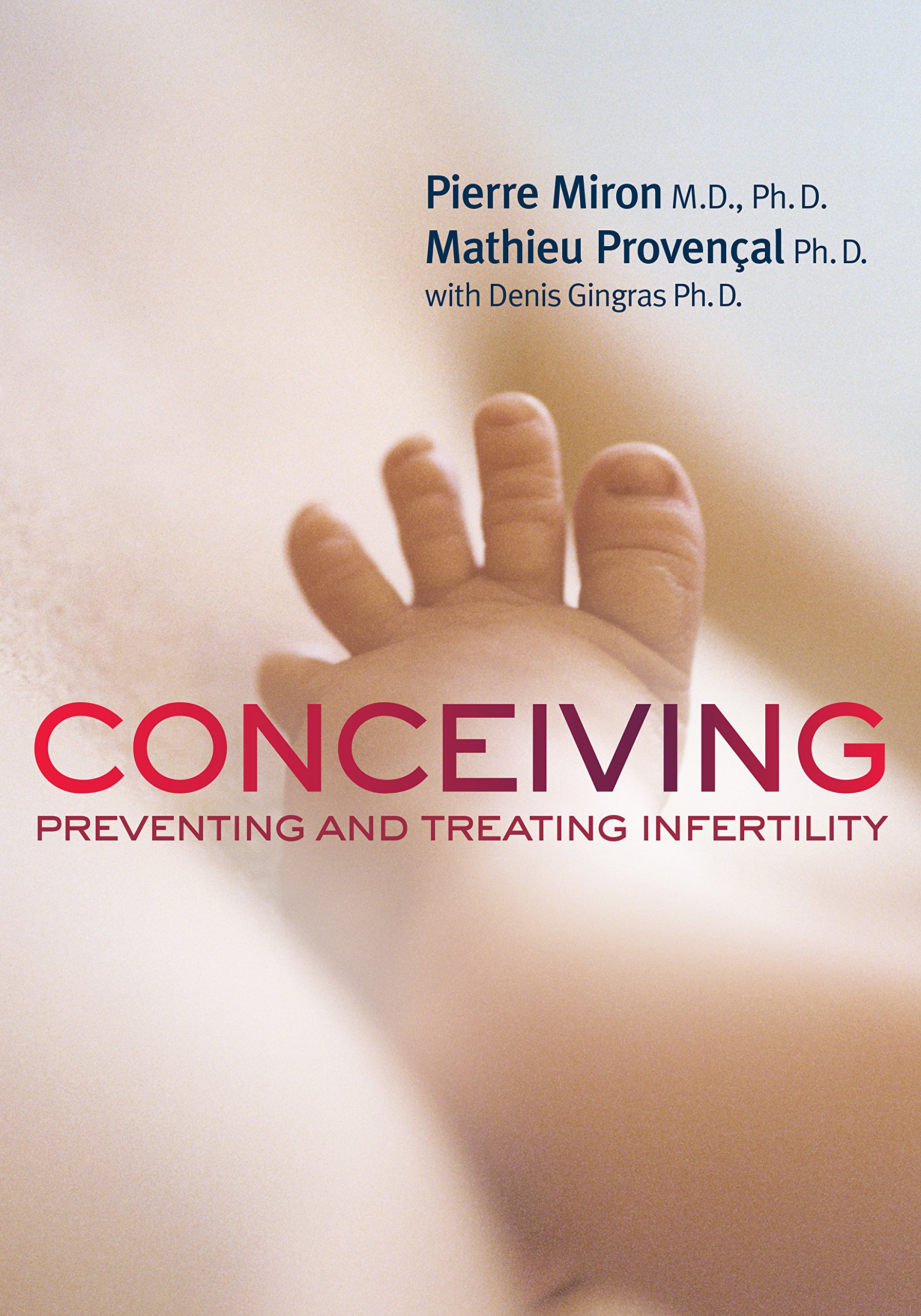 Image OfConceiving: Preventing And Treating Infertility (Your Health Book 4)