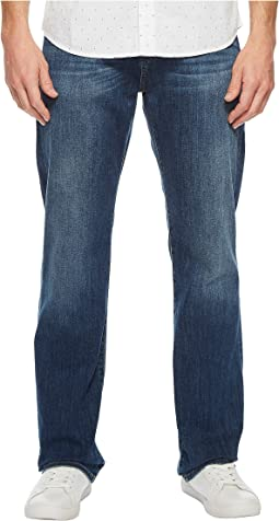 7 For All Mankind - Austyn Relaxed Straight Leg in Rain Shadow