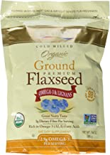 Spectrum Essentials Flaxseed Organic Ground Essential, 14 Ounce