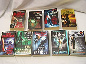 The Hallow Series Set of Nine: Dead Witch, The Good Bad Undead, Every Which Way, Fistful of Charms, For a Few Demons, The Outlaw Demon, White Witch Black Curse, Black Magic Sanction, Pale Demon