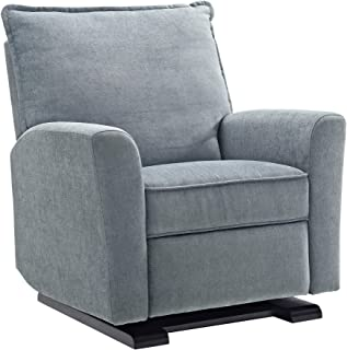 Baby Relax Raleigh Gliding Recliner, Gray