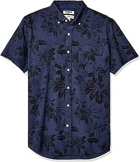 Amazon Brand - Goodthreads Men's Short-Sleeve Printed...