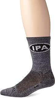 SockGuy IPA Wool Crew 6IN Cycling Sock