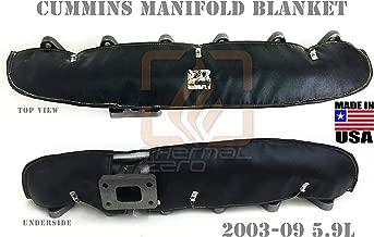 Best cummins exhaust manifold blanket Reviews