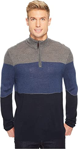 Dockers - Soft Acrylic Yarn-Dye 1/4 Zip