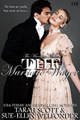 The Marriage Wager (The Marriage Maker Book 2) Kindle Edition