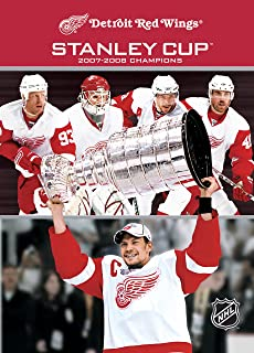 NHL Stanley Cup Champions 2008: Detroit Red Wings