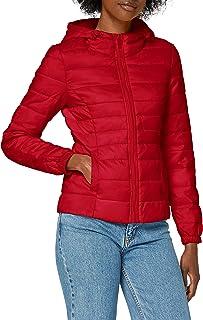 Only Onlnewtahoe Contrast Hood Jacket CC Otw Chaqueta para Mujer