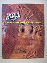 Specter Off-Road Toyora Land Cruiser Parts & Accessories 2009 Catalog & Technical Reference