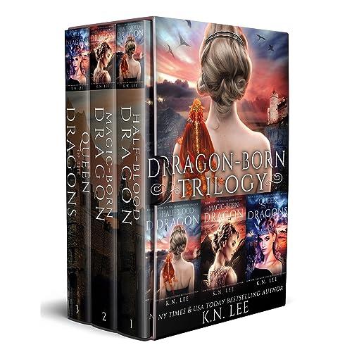 Amazon.com: Dragon-Born: The Dragon-Born Saga Books 1-3 ...