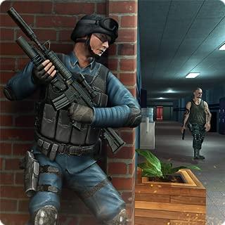 Counter Terrorist Gang Killer In Vegas City Crime Case Simulator 3D : Counter Terrorist War Wings Rules of Survival in Battle Simulator Action Shooter Assassin Fury FPS Fighting Game 2018