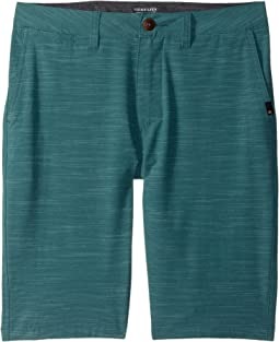 Union Slub Shorts (Big Kids)