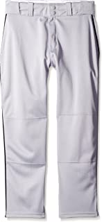 Youth Classic Relaxed Fit Piped Baseball Pant