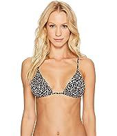 Amuse Society - Meadoh Triangle Bikini Top