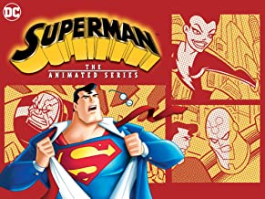 superman the animated series season 1