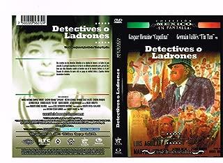 DETECTIVES O LADRONES [NTSC/Region 1 and 4 dvd. Import - Latin America]. MARCO ANTONIO CAMPOS