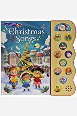 Christmas Songs: Deluxe Sound Book Wood Module Board book