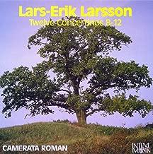Larsson: Twelve Concertinos 8-12
