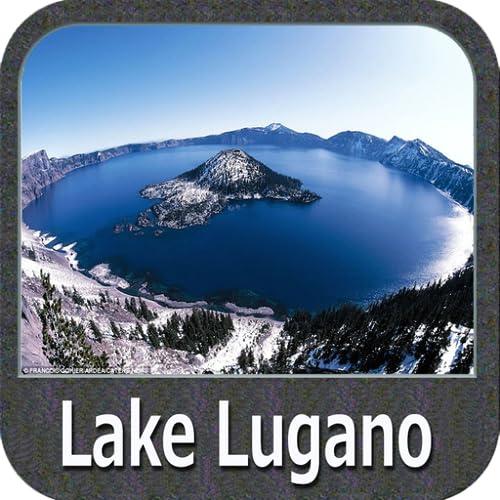 Lago di Lugano Gps Navigatore