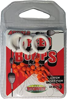 K & E Arnold Speed Bumps/Stopper Bobbers - You Get 6 Packs! - SB-55
