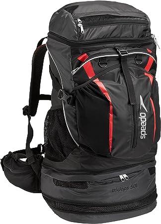 Speedo Unisex-Adult X-Large Tri Clops Backpack 50-Liter