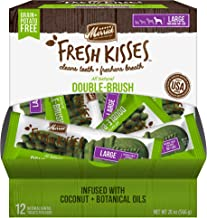 product image for Merrick Fresh Kisses Large Oral Care Dental Dog Treats; for Dogs Over 50 lbs