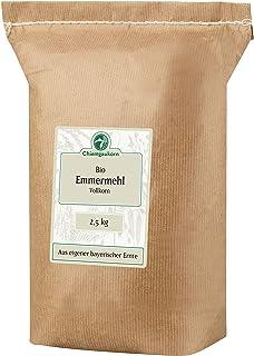 Chiemgaukorn Bio Emmermehl Vollkorn 2,5 kg
