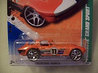 Hot Wheels 2011 Treasure Hunts Corvette Grand Sport