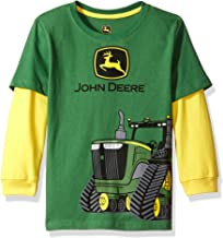 John Deere Little Boy Long Sleeve Tee