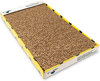 OurPets Far and Wide Cat Scratcher with North-American Grown Catnip