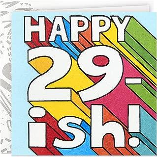 Hallmark Good Mail Birthday Card (29-ish)