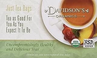 Davidson's Tea Bags, Russian Caravan, 100 Count