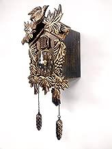 WALPLUS - Reloj de Cuco, Color marrón