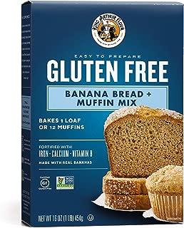 King Arthur Flour, Banana Bread + Muffin Mix, Gluten Free, 16 Ounce