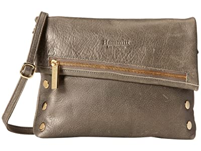 Hammitt VIP Medium (Pew/Gold) Cross Body Handbags