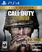 $32 » Call of Duty: WWII Gold Edition - PlayStation 4