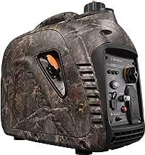 Westinghouse iGen2200 Super Quiet Portable Inverter Generator - TrueTimber Kanati Camouflage - 1800 Rated Watts and 2200 Peak Watts - Gas Powered - CARB Compliant (Renewed)