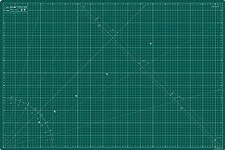 La Canilla ® - Tapis de Découpe avec Surface d'auto-guérison A1 (90x60cm) Plaque de Découpe, Planche à Découper Centimètre...