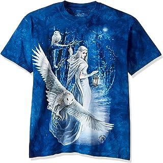 The Mountain Midnight Messenger Adult T-Shirt