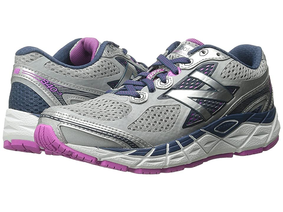 New Balance 840v3 (White/Purple) Women