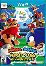 Mario & Sonic at the Rio 2016 Olympic Games - Wii U Standard Edition (Renewed)