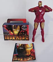 Iron Man 2 Construct N' Play Iron Man Action Figure Burger King Kids Meal Toy by Burger King