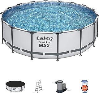 Bestway Pool Set Steel Pro Max 488X122Cm