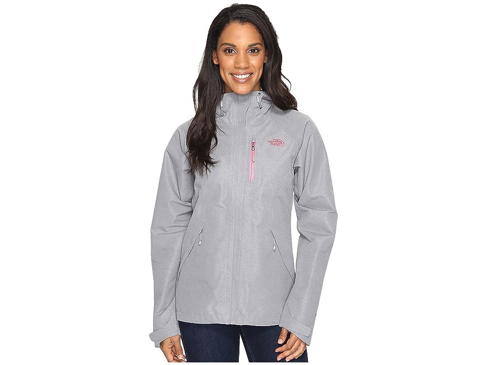 The North Face Dryzzle Jacket (TNF Medium Grey Heather) Women
