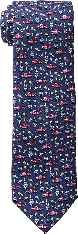 Vineyard Vines - Tailgate Printed Tie