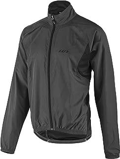 Louis Garneau Men's Modesto Jacket 2 Asphalt Outerwear SM