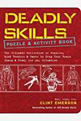 Deadly Skills Puzzle and Activity Book Paperback