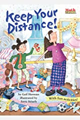 Keep Your Distance! (Math Matters) Kindle Edition