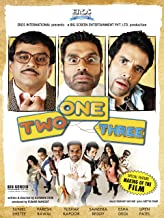 one two three hindi movie 2008