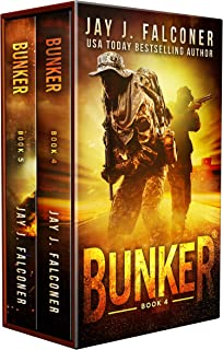 Bunker: Boxed Set (Books 4 and 5) (Post-Apocalyptic Survival Thriller)